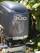 Yamaha Outboard 300HP HPDI for repair or parts