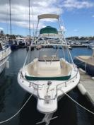 SOLD - Pursuit 3070 Center Console with custom Fly bridge