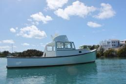 SOLD - 35 Duffy Lobsterboat