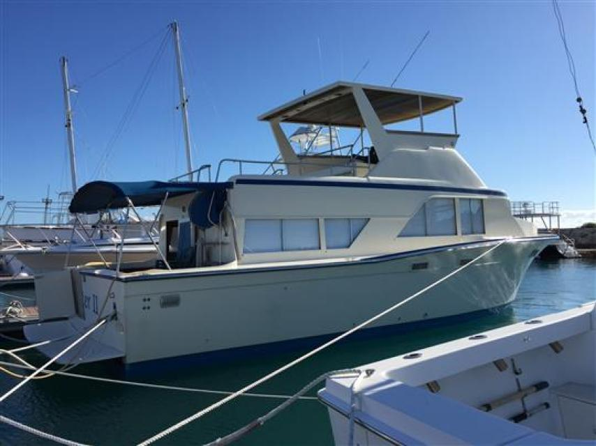 Sold Boats Sold 38 Foot Chris Craft Custom