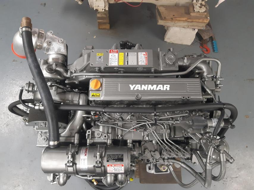Boats & Parts For Sale | Brand New Yanmar Diesel Engine with