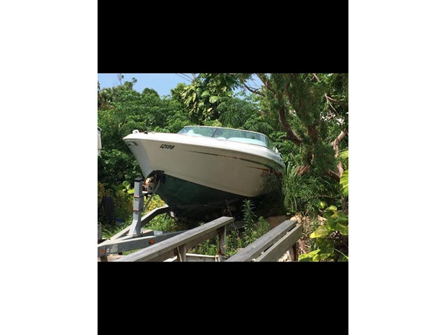 SOLD - Project Donzi 28