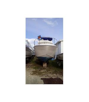 24 Foot Sea Ray Flybridge