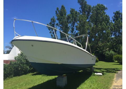 23ft Mako Centre Console for sale