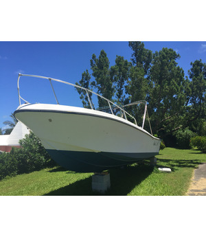 SOLD - 23ft Mako Centre Console for sale