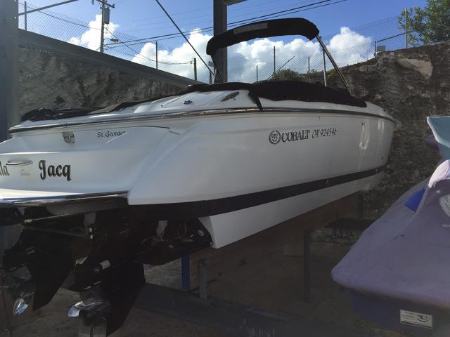 34' Cobalt 343 Cruiser