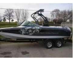 Perfect Waterski & Wakeboard boat
