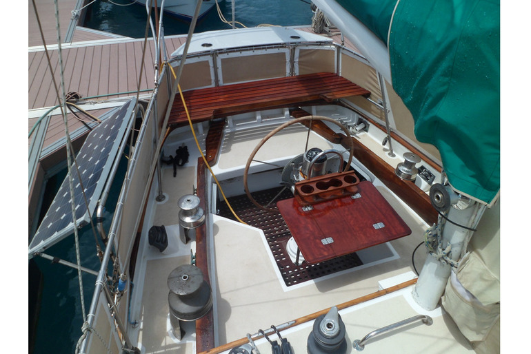 38 foot Covey Island Built Ketch For Sale - Open to Offers