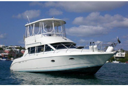 SOLD - 36ft Silverton priced to sell