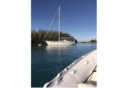 Ocean going yacht