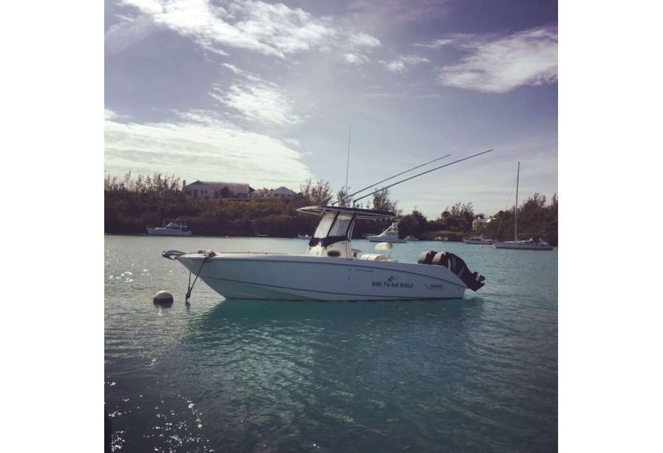 27 Boston Whaler Outrage 2005 - Bring all Offers