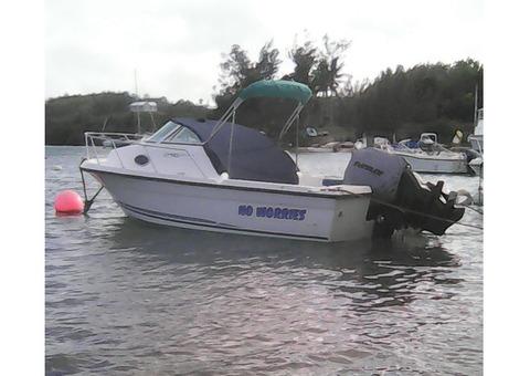 Aquasport 215 Explorer