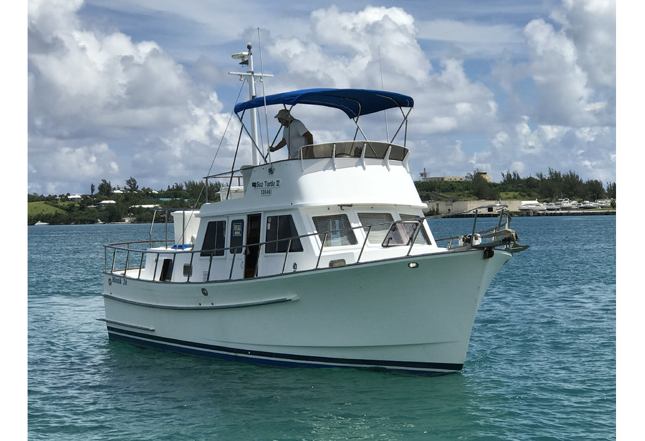 Major Price Reduction, Now 50K - Monk 36, Great Liveaboard Cruiser
