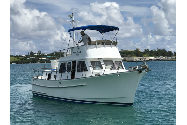Reduced - Monk 36 - Great Liveaboard Cruiser
