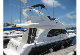 SOLD - 35' Cabin Cruiser for sale