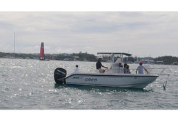 SOLD - 21 Outrage Boston Whaler