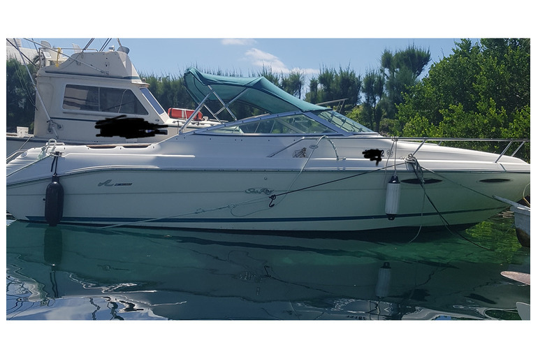 23FT Searay 240 signature
