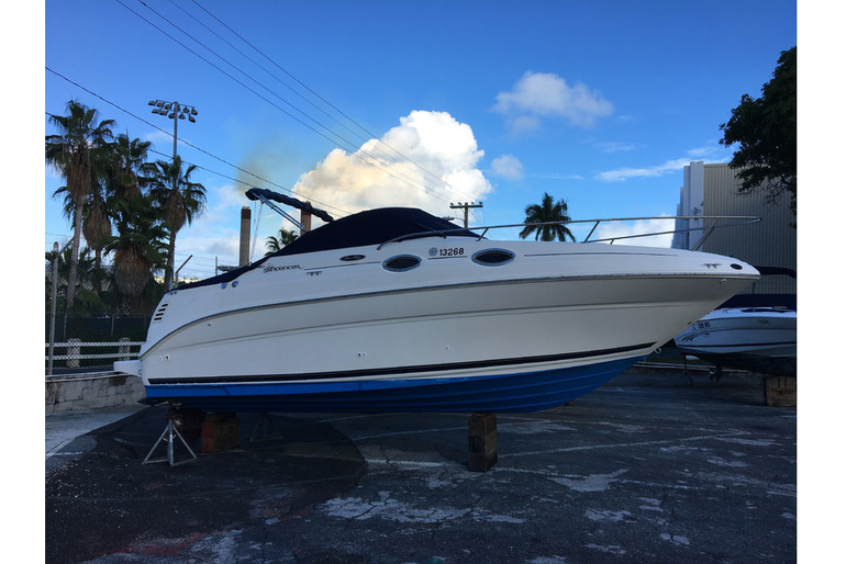 Sea Ray 240 Sundancer - Perfect family boat