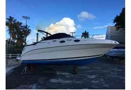 SOLD - Sea Ray 240 Sundancer - Perfect family boat
