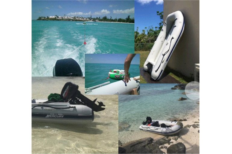 Mercury Sport 10.5ft Inflatable Boat