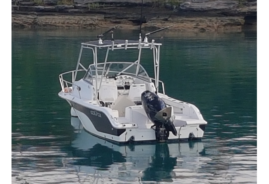 21 Seafox Cuddy
