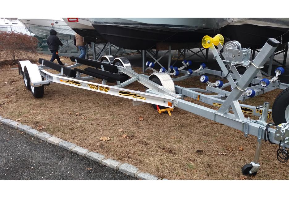 Brand new 2018 boat trailer