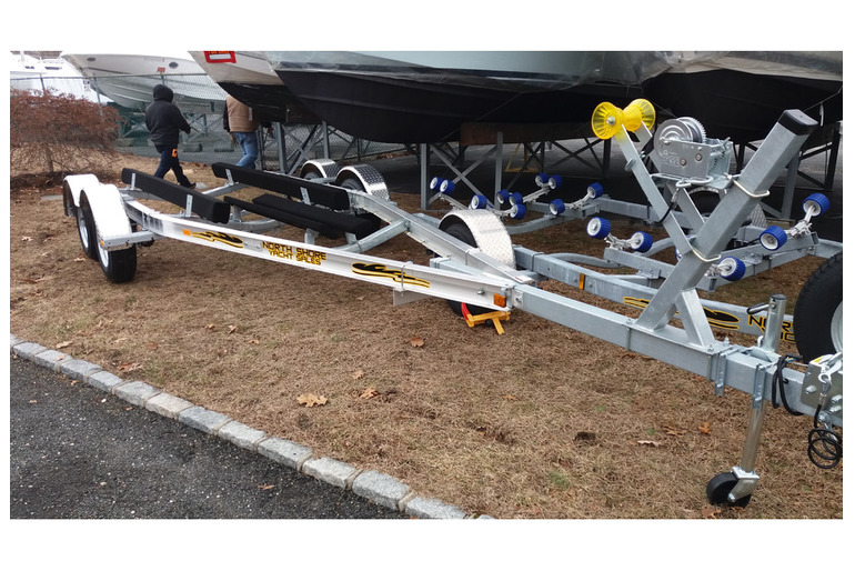 Brand new 2018 boat trailer