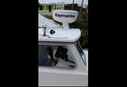 GPS/ Radar/ Fishfinder