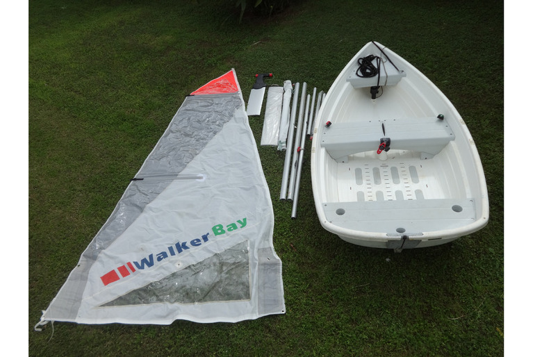 Walker Bay 8' Sailing Dinghy