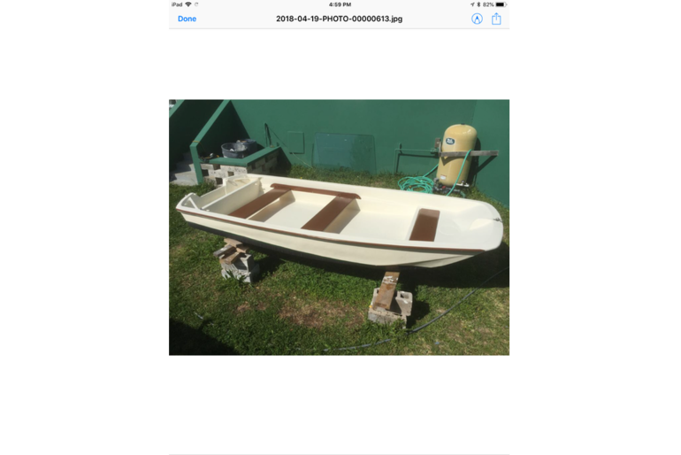 13' Boston Whaler for Sale