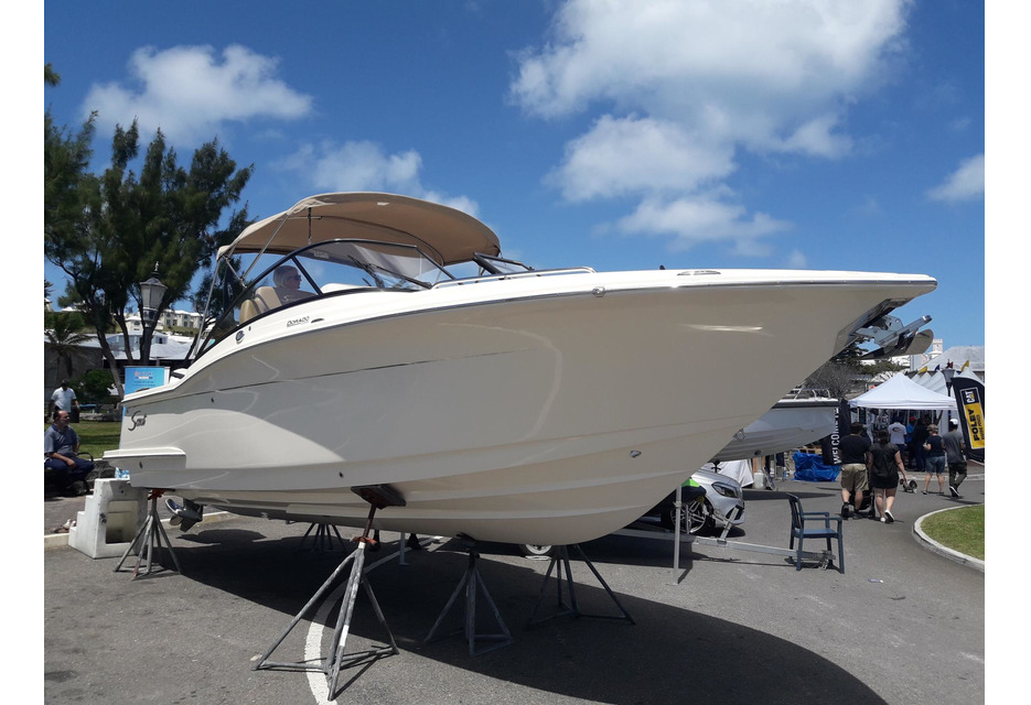 New Scout 255 Dorado Dual Console – Perfect for family!