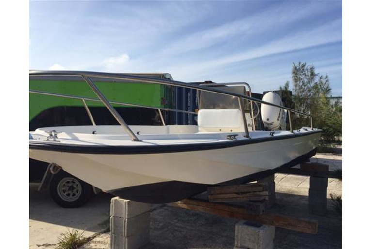 16' Wahoo Runabout