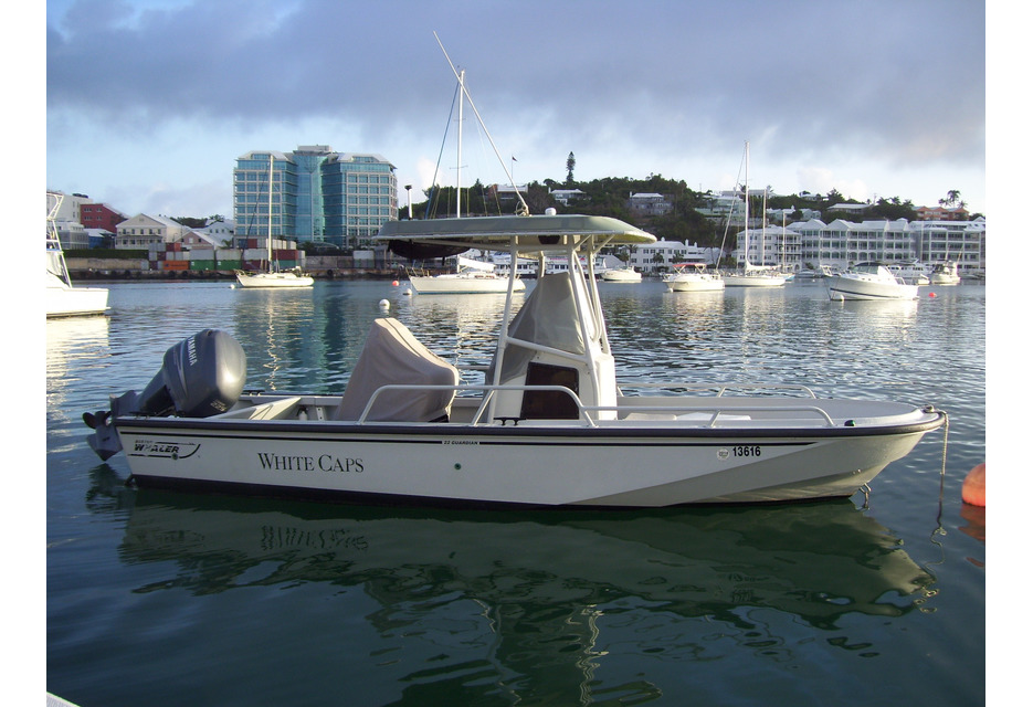 A Rare opportunity to own a Commercial grade Boston Whaler