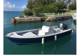 Turnkey 20 foot Aquasport with mooring option